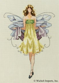 Daisy - Cross Stitch Pattern