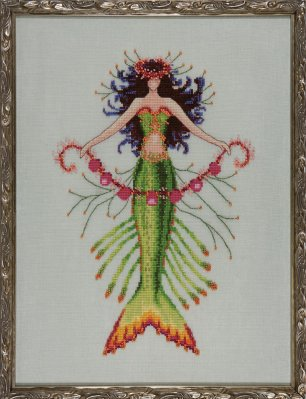 Coral Charms - Cross Stitch Pattern