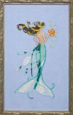 Mai Soli - Cross Stitch Pattern