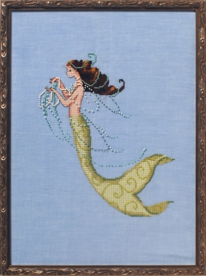 Tesoro Mia - Cross Stitch Pattern