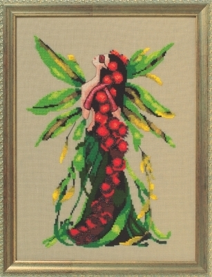 Caster Bean - Cross Stitch Pattern